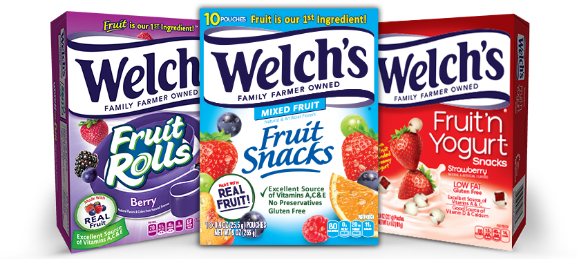 Welch's® Fruit Snacks coupons